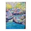 An Original Painting of a Mystic Stream in Blue Tones by Galway Artist Pat Flannery.jpeg