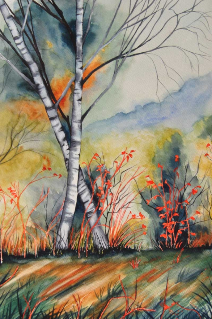 An Original Painting of an Autumn Windy Day by Galway Artist Pat Flannery.jpeg