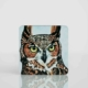 Coaster Set with Painting of an Owl Homeware Gifts.jpeg