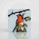 Coaster Set with Painting of a Robin Homeware Gifts.jpeg